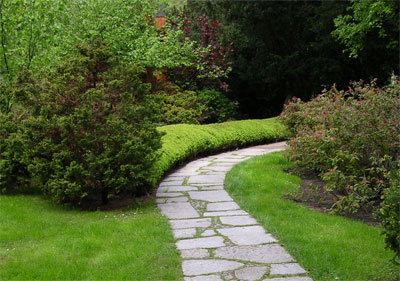 Artigiano andrea realizzazione e manutenzione giardini e - Vialetti da giardino ...